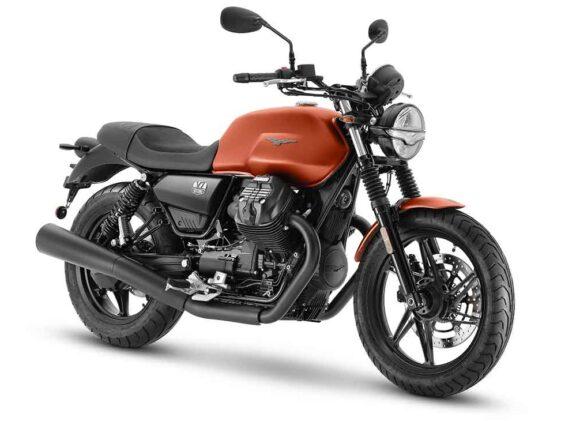 Nuova Moto Guzzi V7