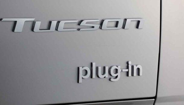 Nuova TucsonPlug-In Hybrid
