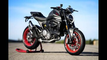 Nuovo Ducati Monster