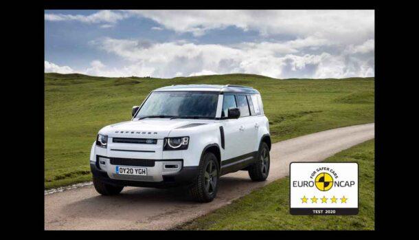 Nuova Land Rover Defender 110
