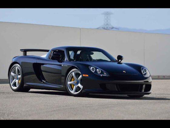 Jay Leno - Porsche Carrera GT