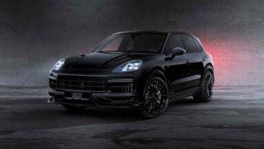 Porsche Cayenne GTS by TechArt