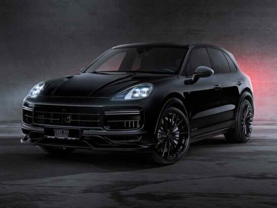 Porsche Cayenne GTS by TechArt