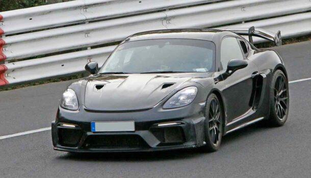 Porsche Cayman GT4 RS 2021