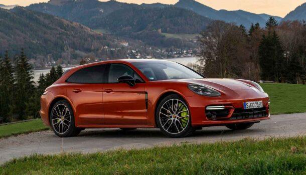 Porsche Panamera 4 E-Hybrid Sport Turismo 2021