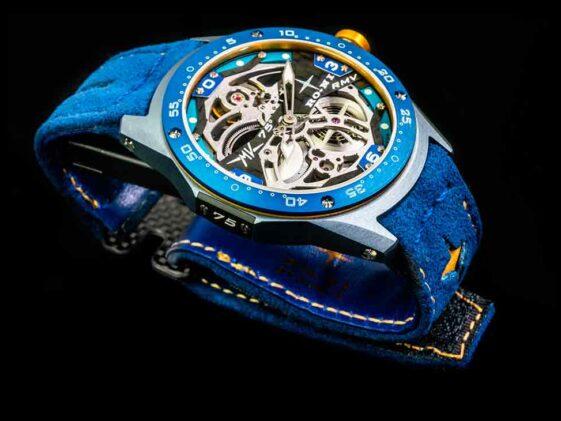 RO-NI Watches RMV tributo MV Agusta