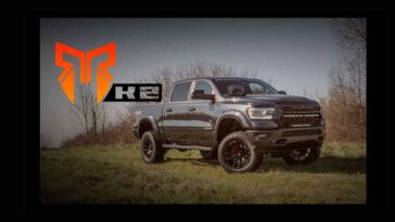 Ram 1500 K2 Special Edition by Rocky Ridge
