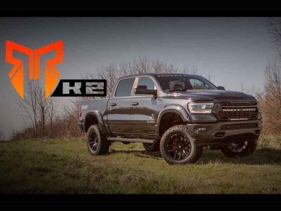 Ram 1500 K2 Special Edition by Rocky Ridge
