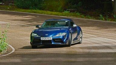 Stig Drifts - Toyota GR Supra 3.0