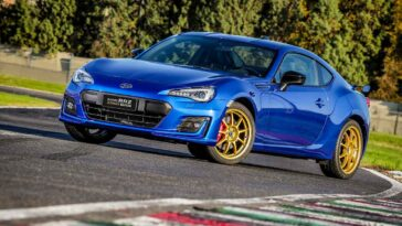 Subaru BRZ Ultimate Edition