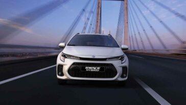 Suzuki Swace Hybrid Web Edition
