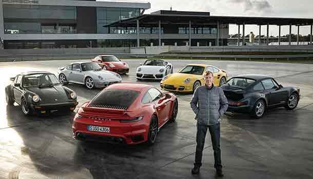 Porsche 911 Turbo - Walter Rohrl