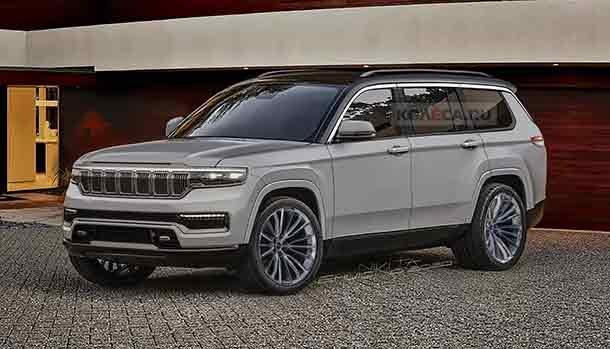 Jeep Grand Cherokee 2022