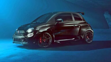 Abarth 595 Hercules by Pogea Racing