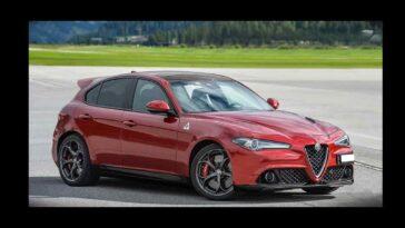 Alfa Romeo Giulietta - Render