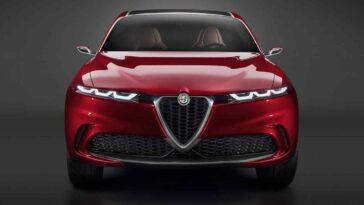 Alfa Romeo Tonale PHEV