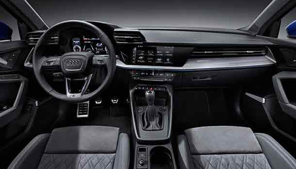 Audi A3 - Airbag centrale anteriore