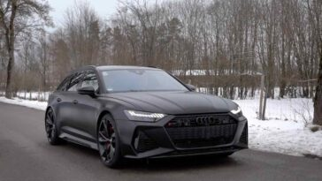 Audi RS6 Avant 2021 by ABT Sportsline