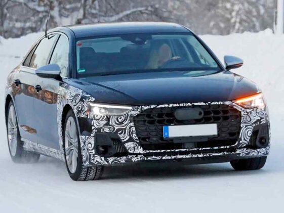 Audi S8 2022
