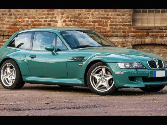 BMW M Coupé Evergreen