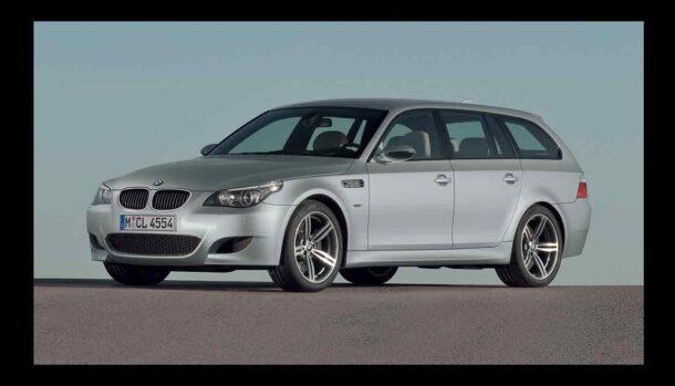 BMW M5 Touring E61