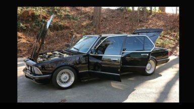 BMW 745i 1984