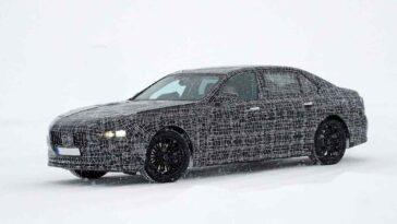 BMW Serie 7 2022
