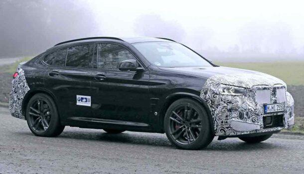 BMW X4 M 2022