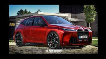 BMW iX M by X-Tomi Design