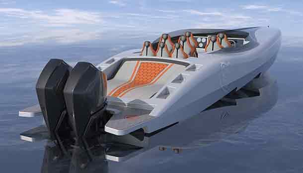 Canados Gladiator 411 Carbon Series