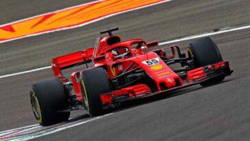 Carlos Sainz - Ferrari SF71H