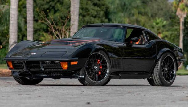 Chevrolet Corvette C3 Restomod
