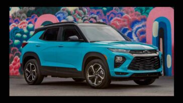 Chevrolet Trailblazer RS