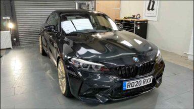 Chris Harris - BMW M2 Competition