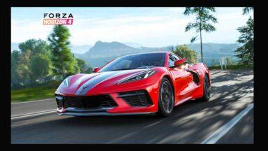 Corvette Stingray C8 - Forza Horizon 4