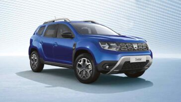 Dacia Duster 15th Anniversary