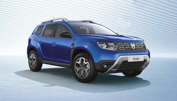 Dacia Duster 15th Anniversary