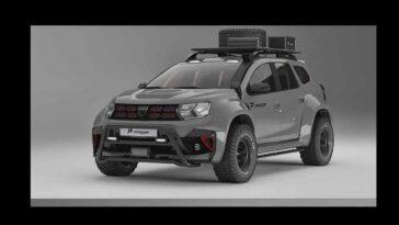 Dacia Duster by Prior Design