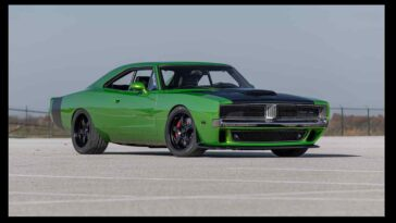 Dodge Charger 1969 by Cleveland Power and Performance