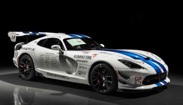 Dodge Viper GTS-R Nurburgring Commemorative Edition