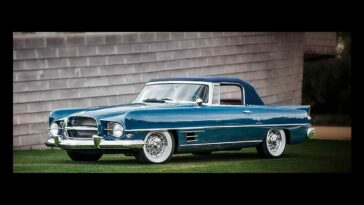 Dual-Ghia Convertible 1957