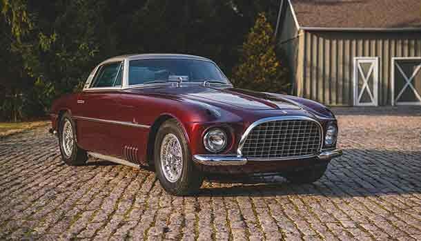 Ferrari 375 America Coupé