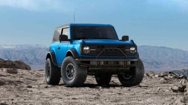 Ford Bronco Heritage Edition 2022