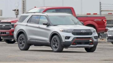Ford Explorer Timberline