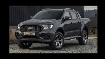 Ford Ranger MS-RT