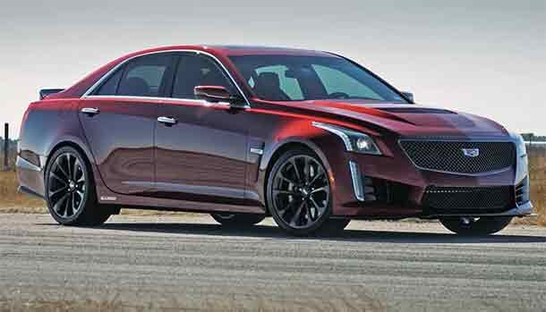 Hennessey Performance CTS-V