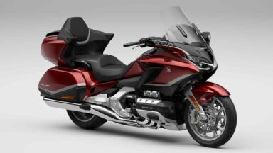 Honda GL1800 Gold Wing 2021