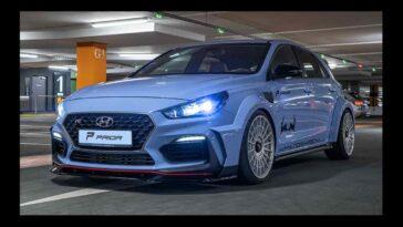 Hyundai i30 N by Prior Design