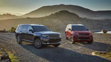Nuova Jeep Grand Cherokee 2021