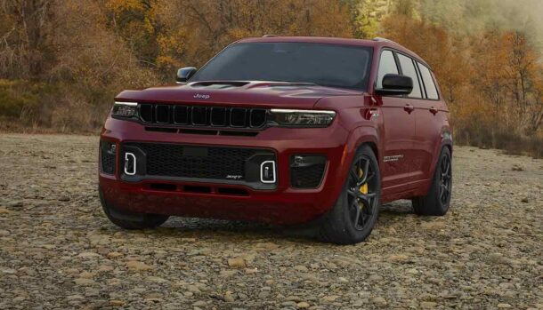 Jeep Grand Cherokee SRT Trackhawk 2022